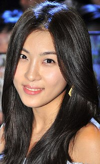 Ha Ji Won (Kim Hang Ah)