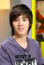 Lee Hong Ki (Kang On Yu / Jeremy)